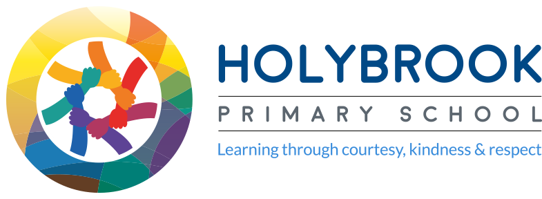 Holybrook Primary School logo